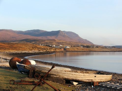 The Geotrail in Coigach will offer some of the best viewpoints of the west coast near Achiltibuie.