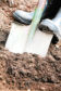 The soil will be analysed by experts.    THINKSTOCK