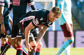 Staggies regrouping with aim to improve
