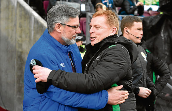 Craig Levein: I'm used to derby success with Hearts