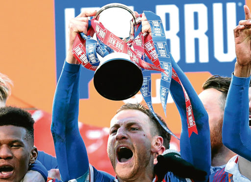 Caley Thistle last won the Challenge Cup in 2018.