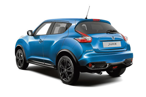 Nissan Juke update: Keeps the design extreme but adds extra