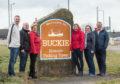 New Buckie Christmas Kracker committee members.
