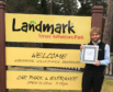 Ross Coulter, Marketing & Communications Manager at Landmark Forest Adventure Park