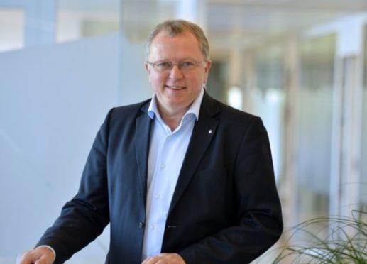 Eldar Saetre, Statoil chief executive.