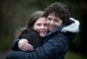 Daisy and her mum, Sarah Goodyear.