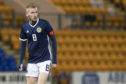 Oli McBurnie has been included in Scotland's senior squad for the first time.