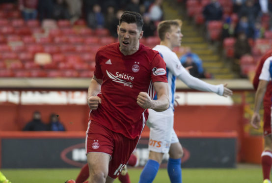 Aberdeen turned down an approach for Scott McKenna from Aston Villa.