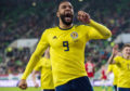 Scotland's Matt Phillips celebrates after scoring