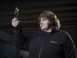 Whisky bosses have toasted Scotland's first female malt distiller