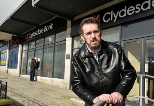 Local councillor Steve Delaney