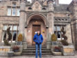 Fraser Gibb, former chef at Mansion House, near Elgin.   Picture by Stephen Walsh 12/03/2018