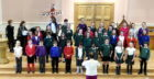 At Mannofield Church the youngsters of the Aberdeen City Music school