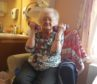 Betty Aitken, 100, has been working out to stay healthy.