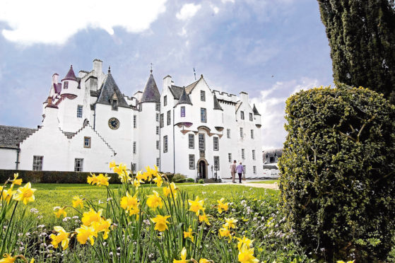 Blair Castle offers a great day out and highlights its links with Queen Victoria this year