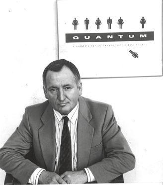 Mr Frank Lefevre  3rd May 1988  press release photo