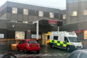 Shetland Coastguard were called out twice yesterday to aid in the transfer of two casualties to hospital