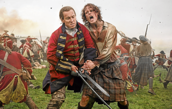 The move to protect the Clan Fraser memorial stone comes just weeks after obsessed fans of the hit time-travelling TV series were asked to respect the battlefield