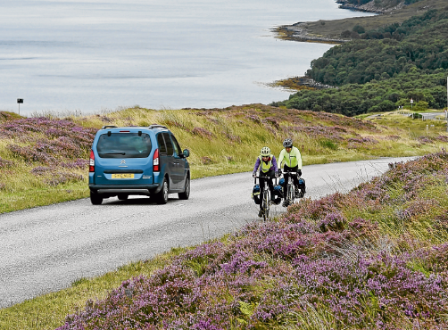 Scotland's answer to America's Route 66 has generated interest and income.