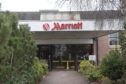 The Marriott Hotel in Dyce