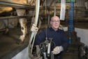 Farm owner Gordon Mackay at Moorpark Dairy