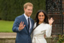 Prince Harry and Meghan Markle are getting married today.