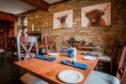 Fern Cottage Restaurant, Pitlochry.