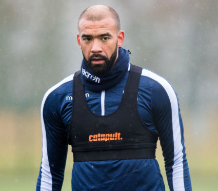 Ross County's Liam Fontaine