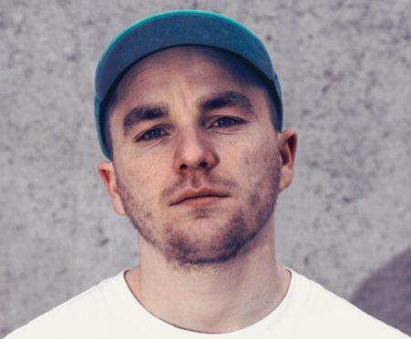 Mark Mackenzie, from Culloden, was signed up to the Mau5trap label of world-renowned Canadian star Deadmau5 last December.