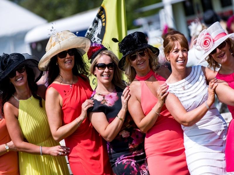 Perth Races Ladies Day