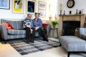 Kim and Mick Eason, 55 Denside