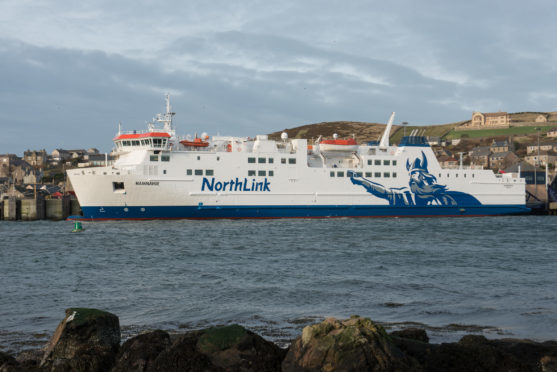NorthLink Ferries has given the Royal Society for the Protection of Birds (RSPB) a donation of £2,200 to help fund the charities community outreach programme