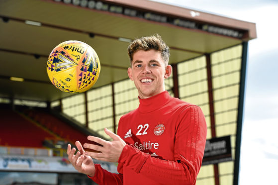Ryan Christie was a firm favourite of Derek McInnes' during his time at Aberdeen.