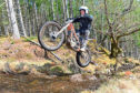 Action from the Scottish Six Days Trials 2016  submitted by Trialscentral