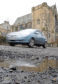There has been a sharp increase in the number of claims for pothole damage