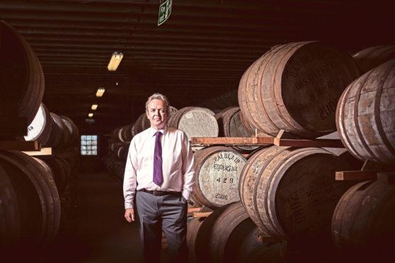 John MacDonald, Balblair Distillery