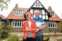 Your Home - Graham and Marie-Claude Birkett, Oakhill Road, Aberdeen.   Picture by KENNY ELRICK     01/05/2018