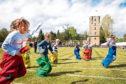 Castle Gordon Highland Games 2015