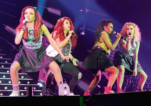 First bus apologise for Little Mix delays | Press and Journal