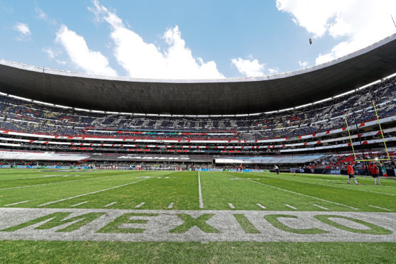 Scotland will travel to Mexico City on June 2 and play the famous 87,000-capacity Azteca Stadium.