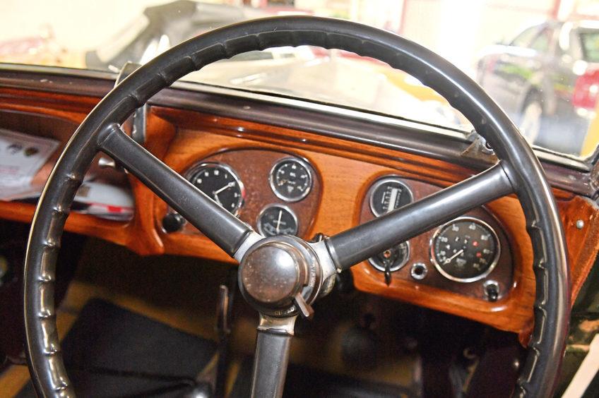 A 1934 Austin 12
