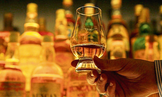 Sales of Scotch  accounted for £1.30 out of every £100 of goods exported from the UK, said the Scotch Whisky Association