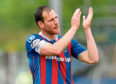 Gary Warren has left Caley Thistle.