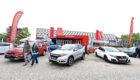 Plenty of choice on offer at the Ewans Honda car stand