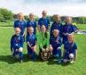 Ross-Shire Girls Football Tournament.