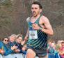 10k overall winner Andrew Douglas.