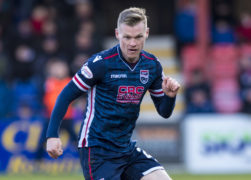 Holders Caley Thistle out, but Staggies progress in IRN-BRU Cup