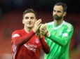 Joe Lewis will keep a watchful eye on Kenny McLean as he features for his old club Norwich City.