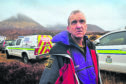 Gerry Akroyd first joined the Skye Mountain Rescue Team back in 1972 and will continue to serve but in a reduced capacity