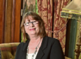 Lynda McGuigan, manager of the Museum of Scottish Lighthouses